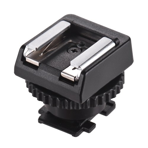 Adaptateur de griffe porte-flash Hot Shoe adaptateur pour Sony caméscope