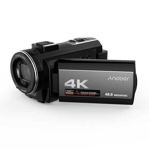 Andoer 4K Digital Video Camera Camcorder