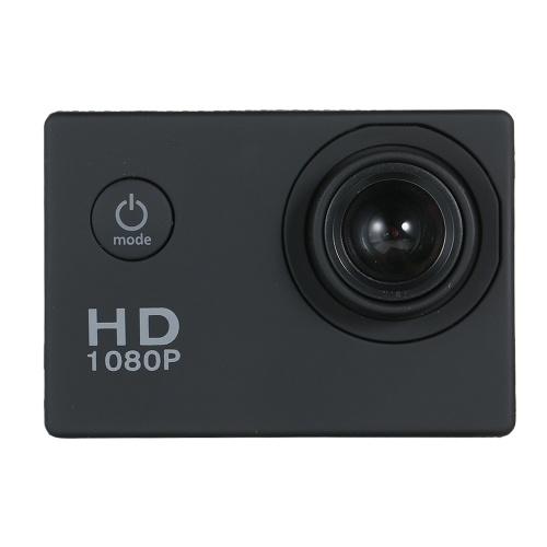 Caméscope sport étanche sous-marine étanche de base 30M avec caméra vidéo 720P Deportiva Sport DV (caméra + boîtier étanche)