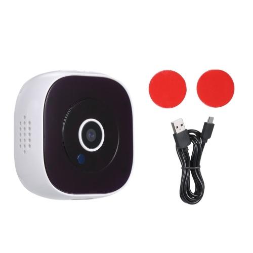 Micro câmera Wearable da visão nocturna do IP da câmera HD 1080P mini