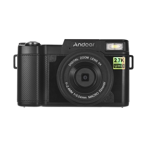 Andoer Full HD 24MP Digital Camera Cam Camcorder