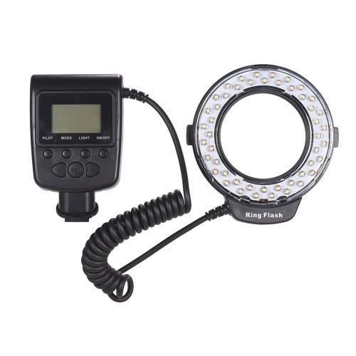 HD-130 Macro LED Ring Flash Light