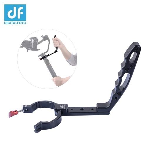 DF DIGITALFOTO VH-RC Aluminium Alloy Versatile Handle Grip Neck Ring Clamp Bracket