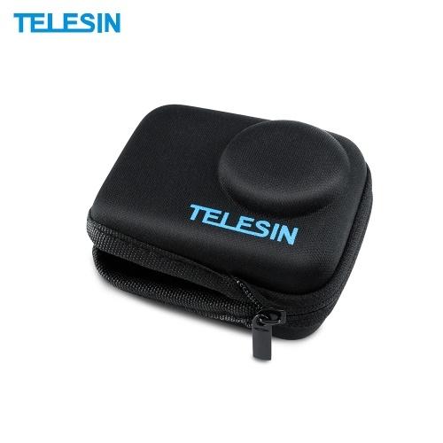TELESIN Portable Travel Mini Carry Case Shell Cover