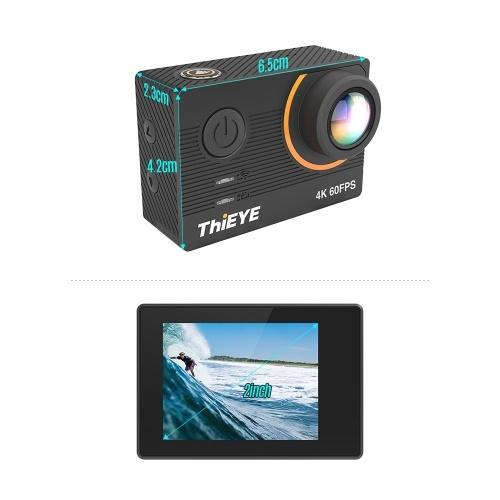 ThiEYE T5 Pro 4K/60FPS Sports Action Camera