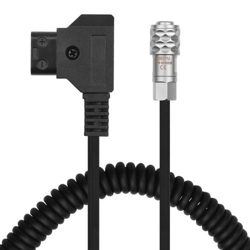 Andoer D-Tap auf BMPCC 4K 2 Pin Locking Power Cable