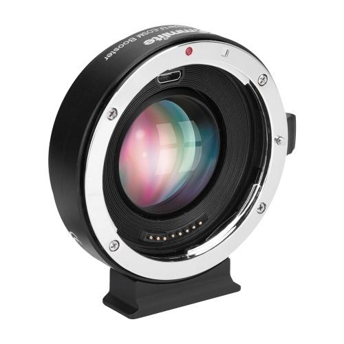 Booster Commlite EF-EOSM Booster 0,71x lunghezza focale