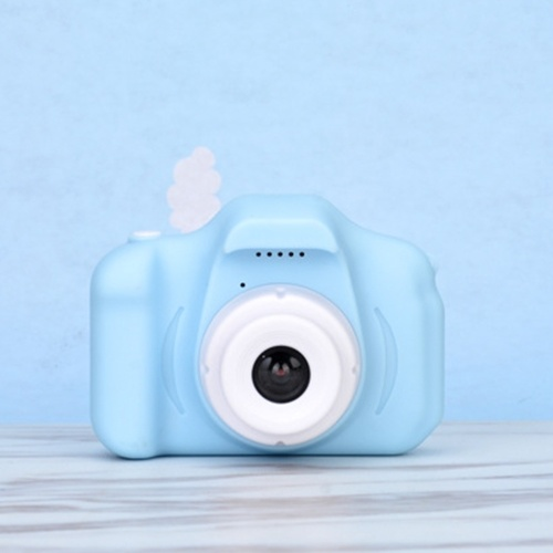 800W Children Camera Mini Digital Cartoon Cute USB Rechargeable Camcorder Video
