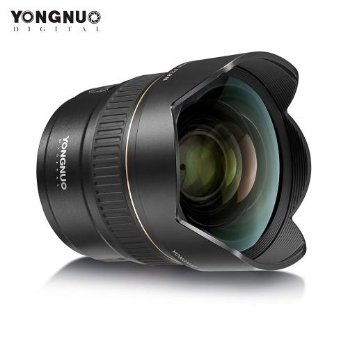 YONGNUO YN14mm F2.8N Ultra-wide Angle Prime Lens