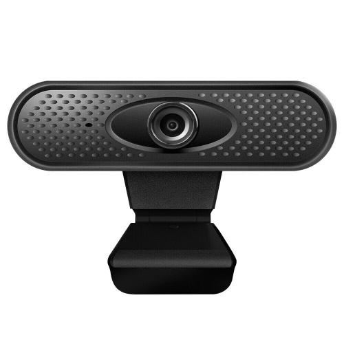 USB2.0 Веб-камера высокого разрешения Ручная фокусировка Клип-база для настольного ПК Портативная компьютерная запись видео (1080P) фото