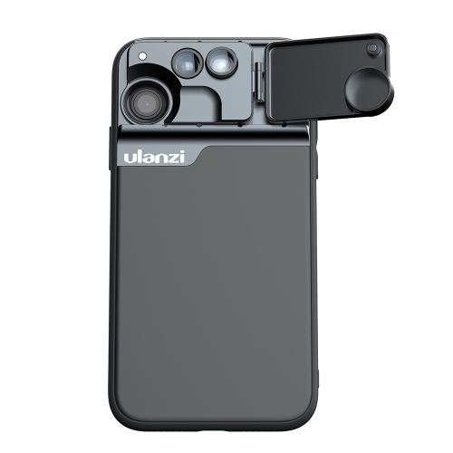 Custodia multi-obiettivo Ulanzi compatibile con iPhone 11