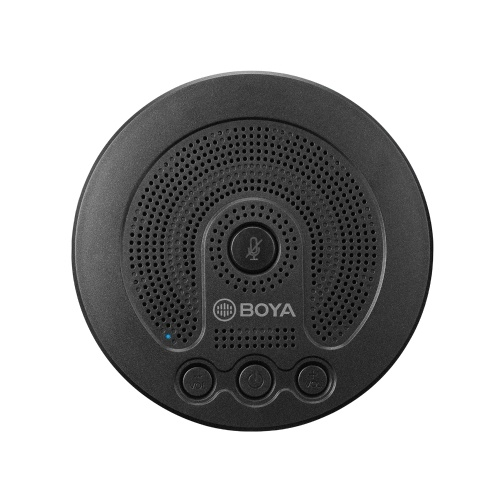 BOYA Conference USB Microphone with Speaker with Monitoring Jack
