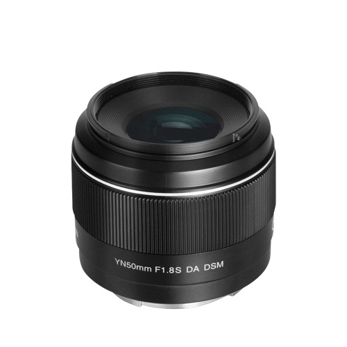 YONGNUO YNLENS YN50mm F1.8S DA DSMカメラプライムレンズ