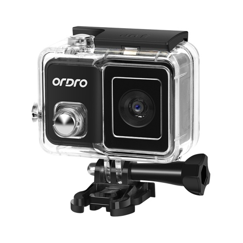 ORDRO BRAVE 1 4K 60fps WiFi Sports Action Camera