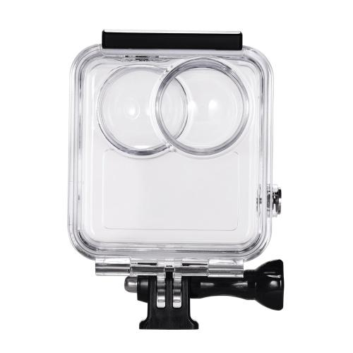 Action Kamera Wasserdichtes Gehäuse Tauchen Schutzgehäuse Transparent Unterwasser 40M