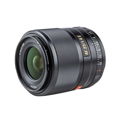 VILTROX AF23/1.4E 23mm F1.4 Large Aperture Humanistic Prime Lens