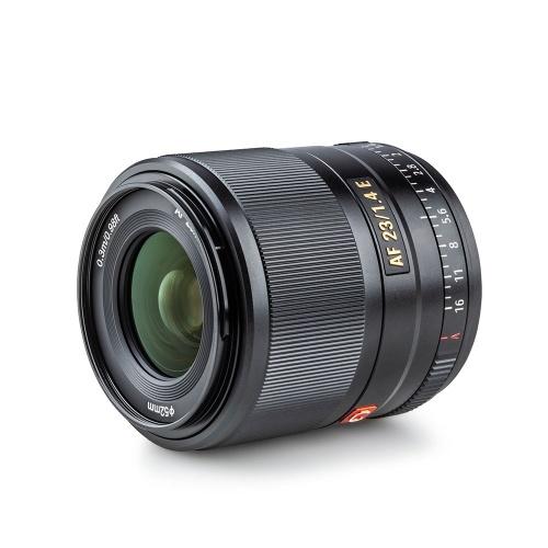 VILTROX AF23 / 1.4E 23mm F1.4 Grande Ouverture Humanistic Prime Lens