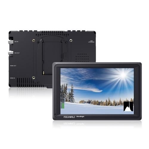 FEELWORLD FW279S 7 Inch 2200nit Ultra Bright Daylight Viewable Camera Field Monitor