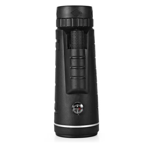 40X60 Monokulares Außenfernrohr BAK4 Monokulares Teleskop HD Vision Prism Scope