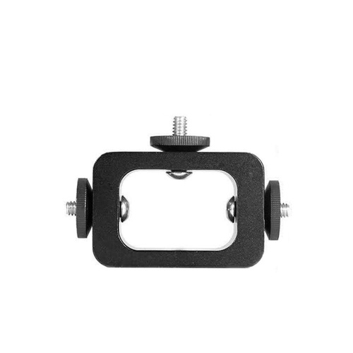 Metal 3-Phone Live Streaming Stand Extension Bracket Stand