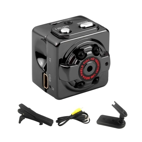 960P 2MP MINI Micro caméra Full HD Video Cam Vision nocturne Audio détection de mouvement