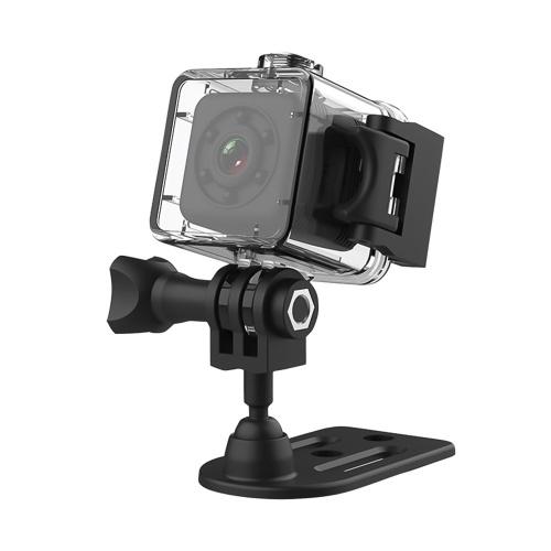 1080P Mini-Mikrokamera Full HD-Video Drahtlose Kamera Nachtsicht-Audio-Bewegungserkennung