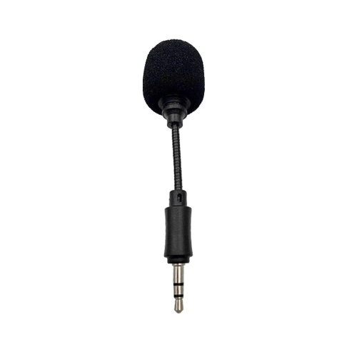 Mini Microphone with 3-Pin 3.5mm Plug