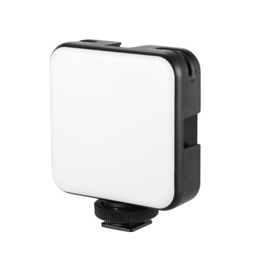 Andoer W64 Mini Bi-color Vlog LED Light