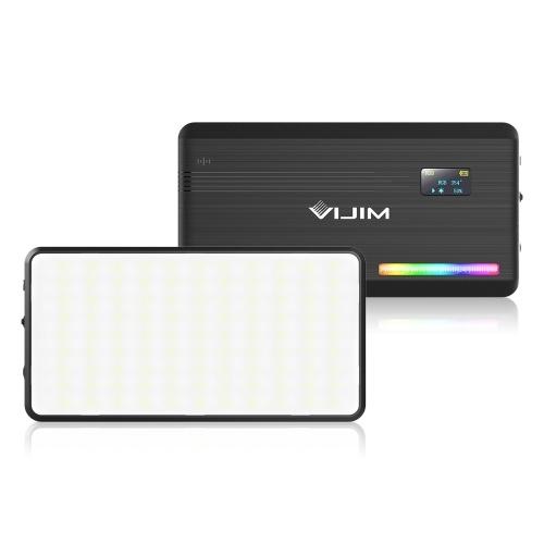 VIJIM VL196 Pocket RGB LED-Videolicht Fotografie Fülllicht
