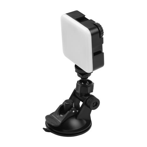 Andoer Video RGB-Beleuchtungsset 6W Mini-Zweifarben-Vlog-LED-Licht
