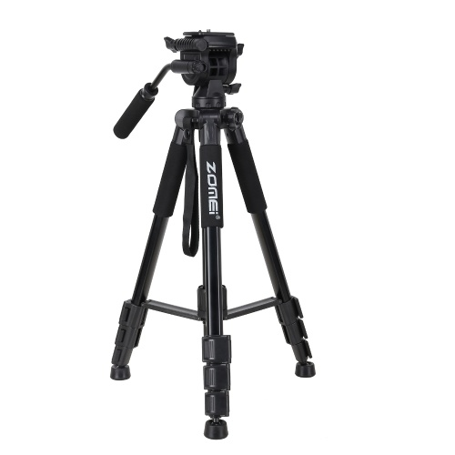 ZOMEI Q310 Professional Aluminum Alloy Camera Video Tripod