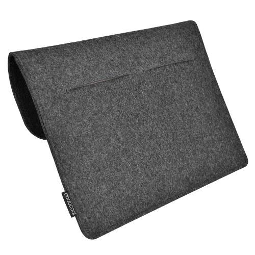dodocool 12 Inch Laptop Felt Sleeve Envelope Cover