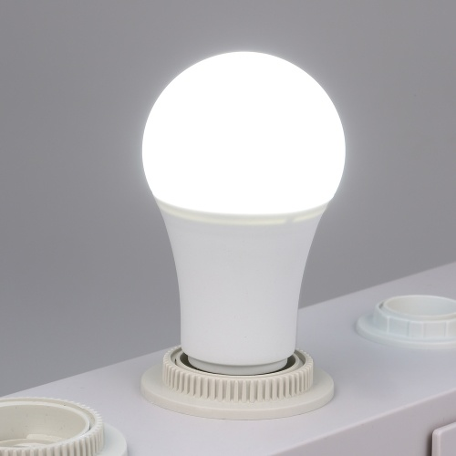 Bombilla LED de 5W E26 / E27 con sensor de movimiento