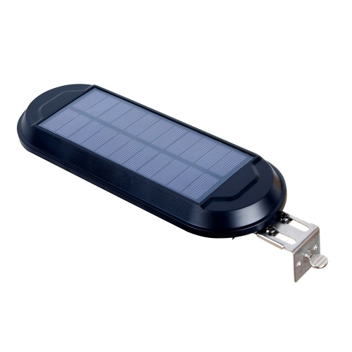 Proyector de energía solar 18LEDs Luces solares 180 grados de rotación IP65 Impermeable al aire libre Luces de seguridad