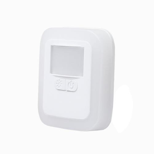 GD-8601 LED-Sensor Licht Plug-in Motion Wand Nachtlampe mit Helligkeit Beleuchtungszeit Einstellbar für Wohnzimmer Schlafzimmer Treppen AC110V