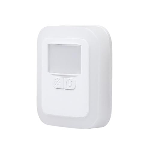 GD-8602 LED-Sensor Licht Plug-in Motion Wand Nachtlampe mit Helligkeit Beleuchtungszeit Einstellbar für Wohnzimmer Schlafzimmer Treppen AC110V