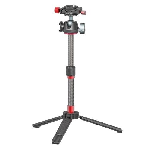 Ulanzi MT-43 Multifunktionaler Reflex Metallstativ Selfie Stick Ständer