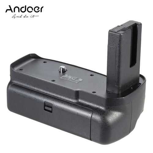 Andoer BG-2F Grip vertikale Batteriehalter für Nikon D3100 D3200 D3300 DSLR Kamera EN-EL 14 Akku