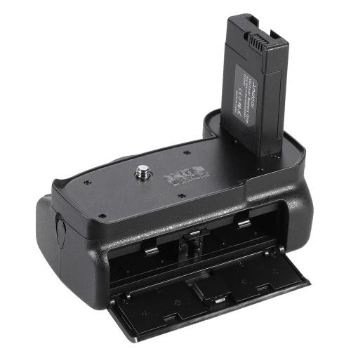 D3100 ニコン D3200 D3300 デジタル一眼レフ カメラ エンエル 14 バッテリーの Andoer BG-2 階垂直バッテリー グリップ ホルダー