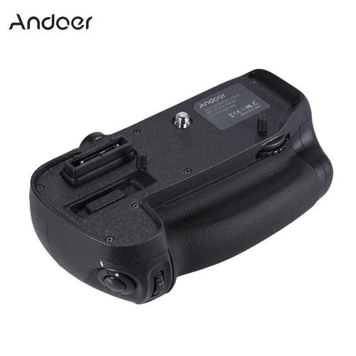 Titular Grip BG-2N Andoer vertical de la batería para Nikon D7100 / D7200 cámara réflex digital compatible con la norma EN-EL batería