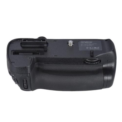Andoer BG-2N Batterie Vertical Porte-Grip pour Nikon D7100 / D7200 DSLR Compatible avec EN-EL Batterie