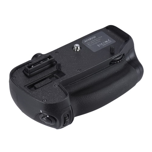 EN-ELのバッテリーに対応ニコンD7100 / D7200デジタル一眼レフカメラ用Andoer BG-2N垂直バッテリーグリップホルダー