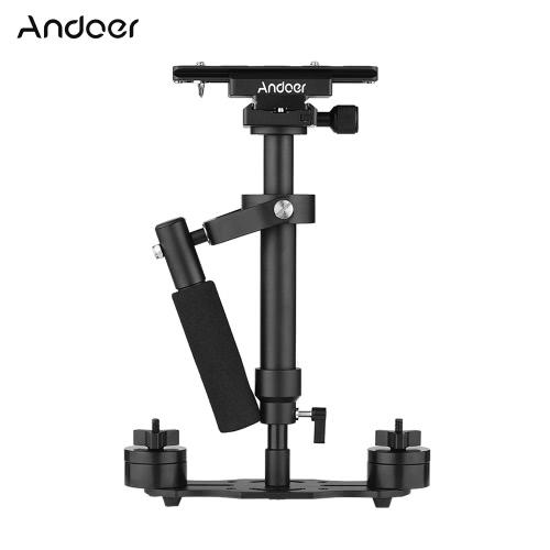 Andoer S40 Professional Aluminum Alloy Handheld Stabilizer
