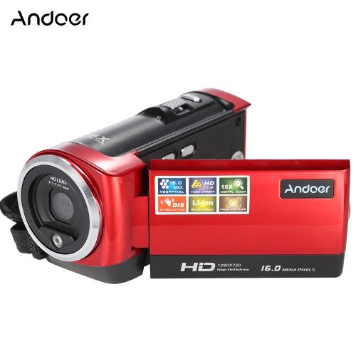 Przenośny cyfrowy rejestrator wideo Andoer Mini Portable LCD