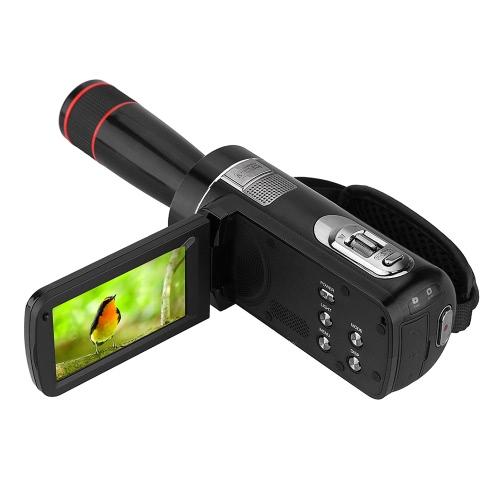 Andoer HDV-Z8 1080P Voll-HD-Digital-Videokamera
