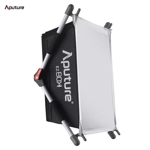 Aputure EZ ボックス ポータブル写真スタジオのディフューザー布ソフト ボックス キット Amaran アル 528 ・ HR 672 S/C LED ビデオライト w/キャリング バッグ