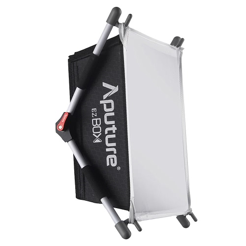 Aputure EZ BOX fotografía portátil Studio difusor paño Softbox Kit con bolsa de transporte para S Amaran AL-528 y 672 HR / con luz de LED de Video C