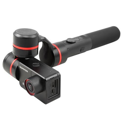 Feiyu Beschwörung 3-Achsen-Hand Gimbal Stabilizer4K HD 360 ° Panorama-Kamera 2.0