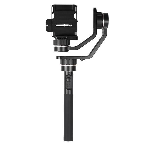 Feiyu MG Lite 3 Eje de mano sin espejo de la cámara del cardán Estabilizador para Sony A7 Series y NEX-5N / NEX-7 y Otros N-series para Canon 5D MarkⅢ para Panasonic GH4