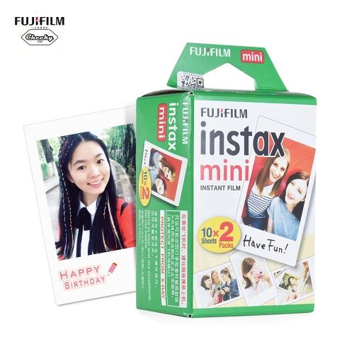 Фотобумага Fujifilm Instax Mini 20 White White Photo